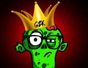 Geeky Zombie King
